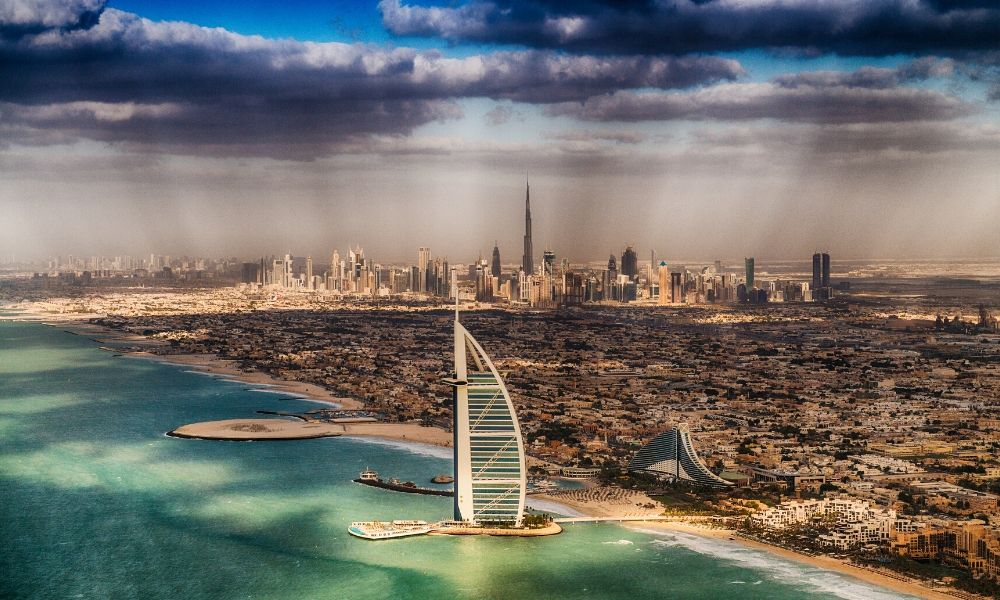 Wczasy Emiraty Arabskie